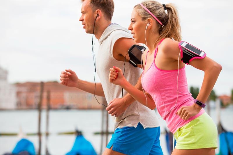 Entrenador Personal corriendo