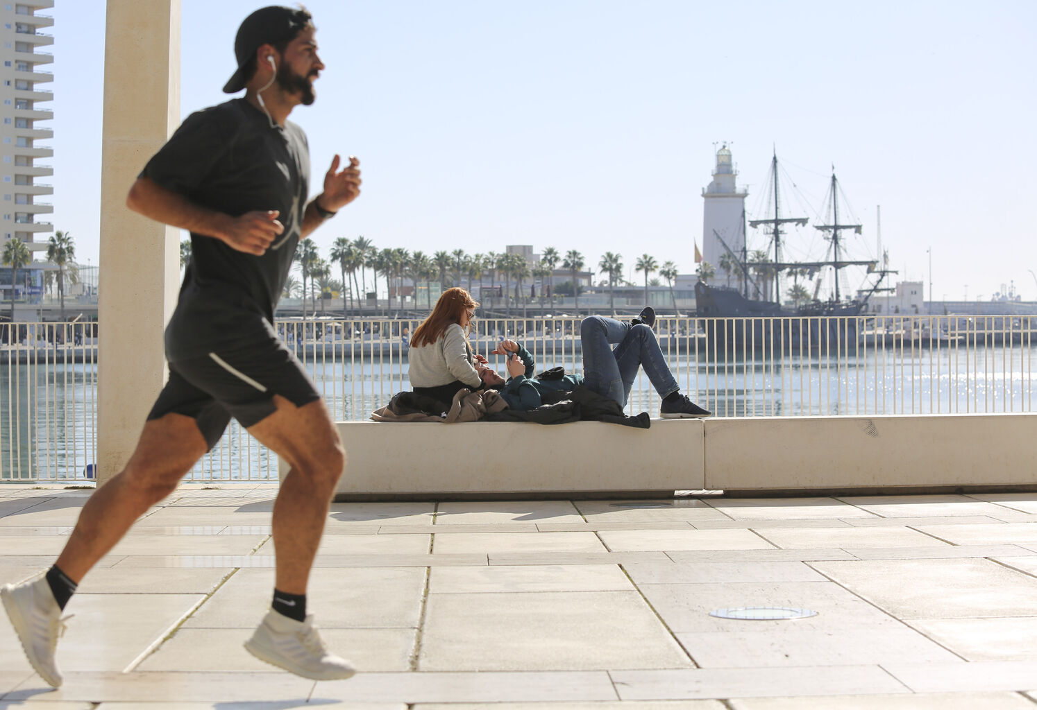 entrenador personal málaga running