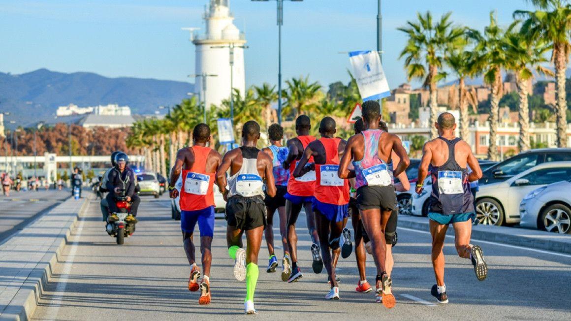 entrenadores personales Málaga atletismo