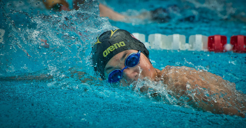 entrenadores personales Málaga Natación piscina