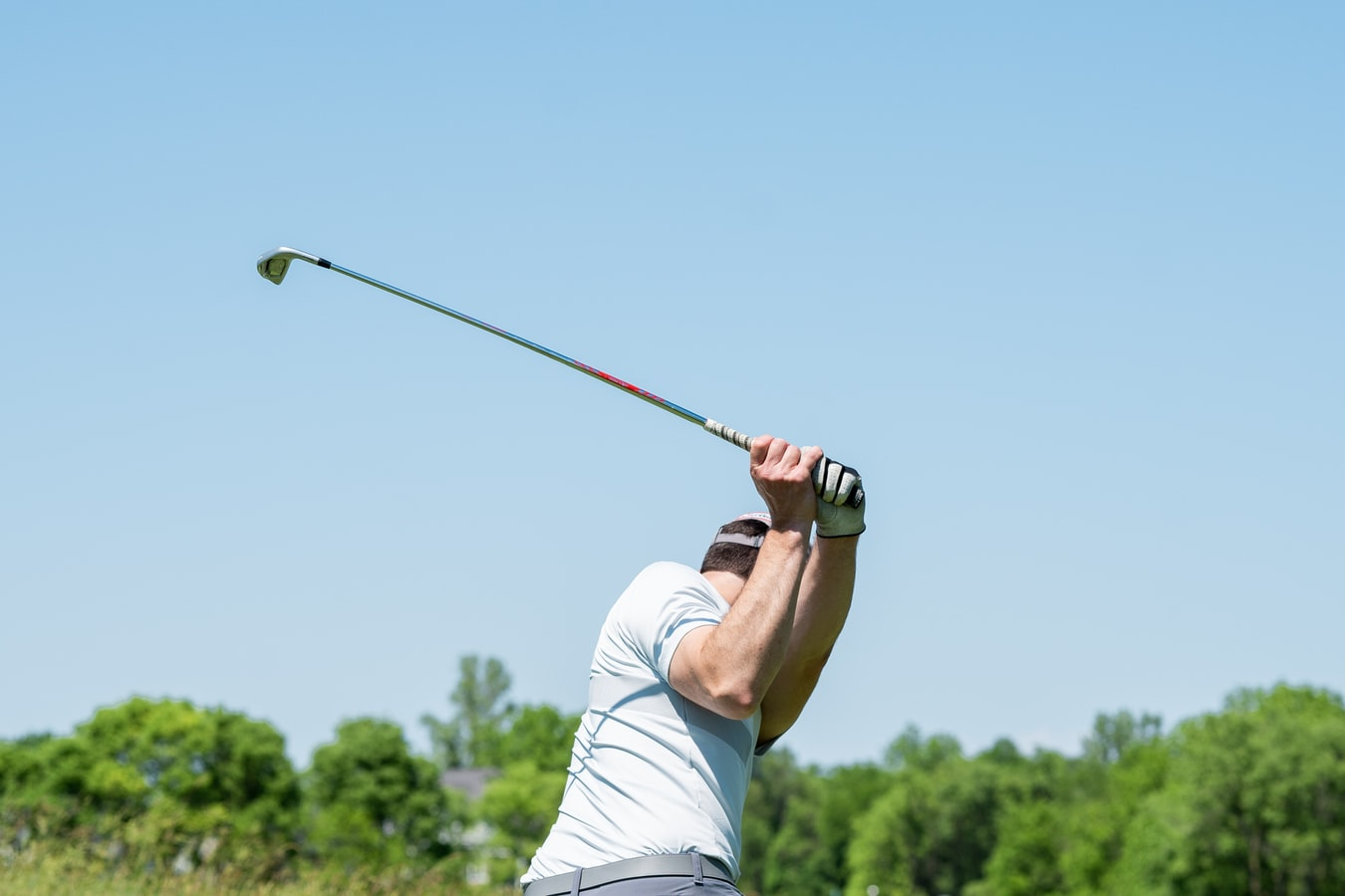 Entrenador personal Murcia golf