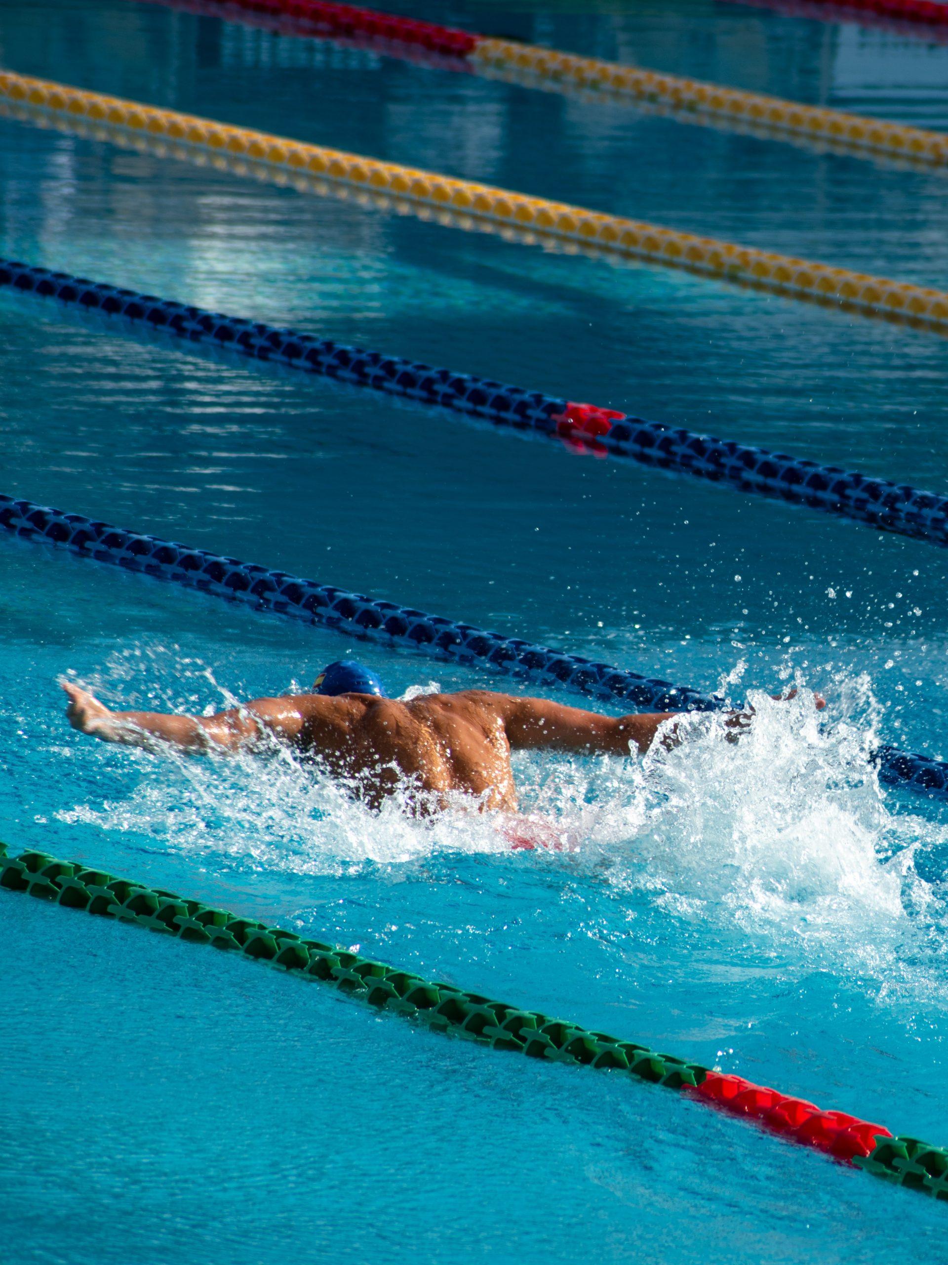 natación- deporte profesional - vitoria-