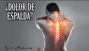 fisioterapeuta espalda
